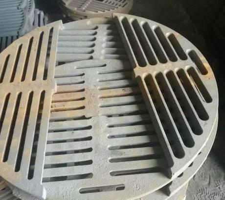 宣化圆炉箅子